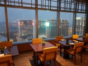 Club Lounge at the Grand Hyatt Macau Hotel Review