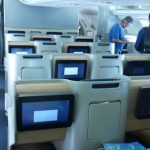 Flight Review Qantas Sydney to Jakarta A330-200 Business Class