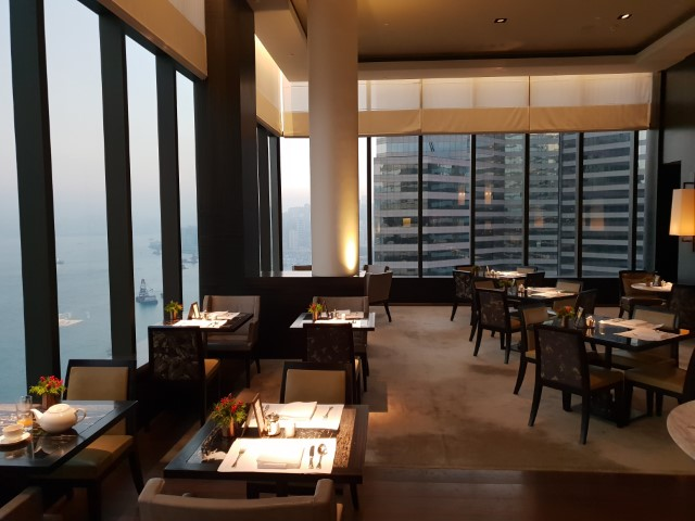 Grand Hyatt Hong Kong Club Lounge