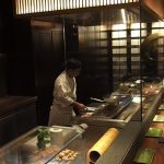 Great Japanese Food in Jakarta at Sumire