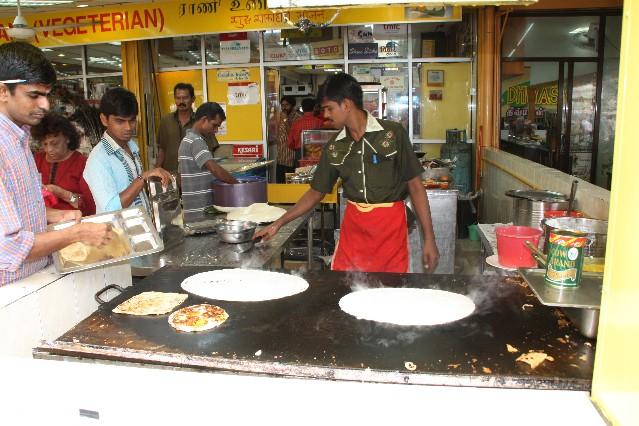 Indian Restaurants at Batu Caves