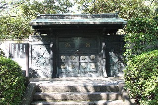 Masoleum of Tokugawa at Zojoji Temple