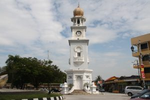 Penang Clock Tower