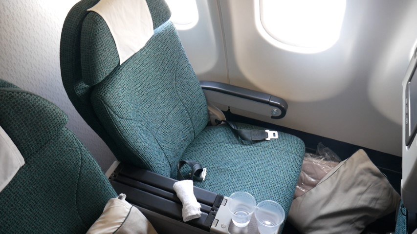 Flight Review Cathay Pacific Sydney to Hong Kong A330-300 Premium Economy