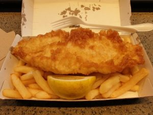Best Fish and Chips in Barangaroo Sydney