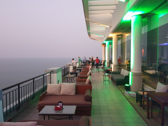Best Rooftop Bar in Hua Hin Thailand - White Lotus Sky Bar