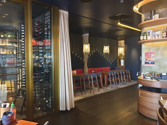 Inside Bund Chinese Eatery and Bar Barangaroo Sydney