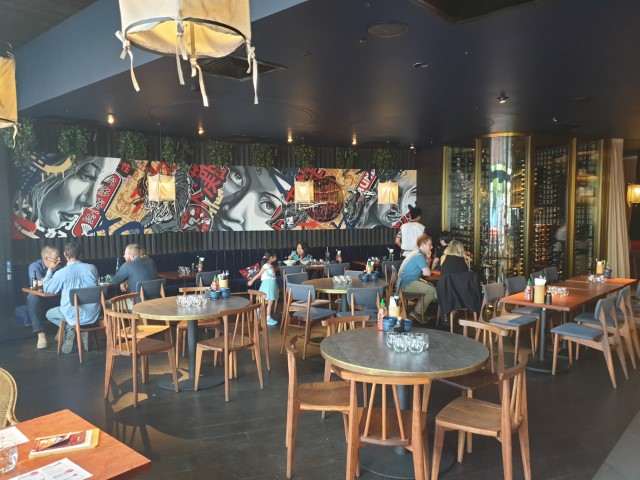 Inside Bund Chinese Eatery and Bar Barangaroo