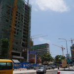 Over Development of Sihanoukville Cambodia