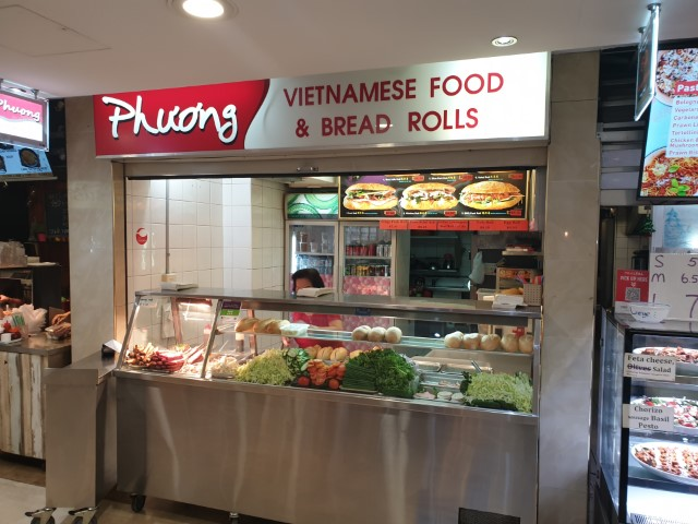 Phuong Vietnamese Food and Bread Rolls Sydney CBD