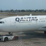 Flight Review Qantas Sydney to Bali Denpasar A330-200 Economy Class