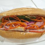 Traditional Banh Mi in Sydney CBD