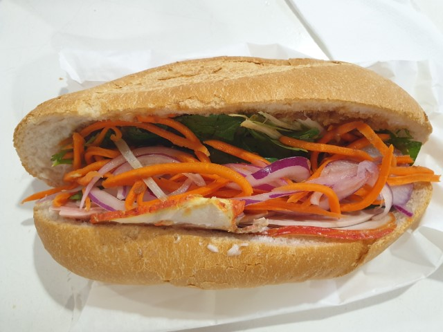 Authentic Vietnamese Banh Mi in Sydney CBD