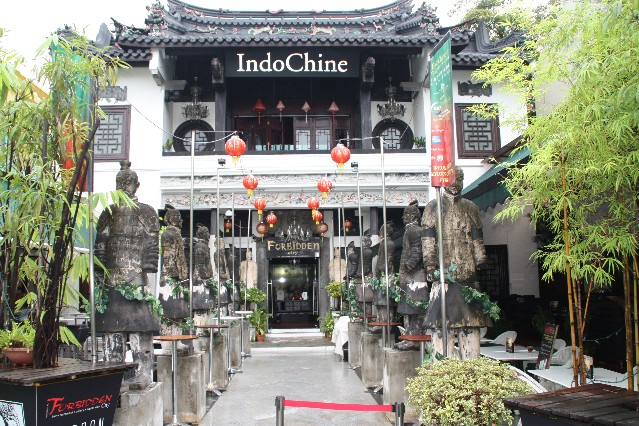 Indochine (Forbidden City) Clarke Quay