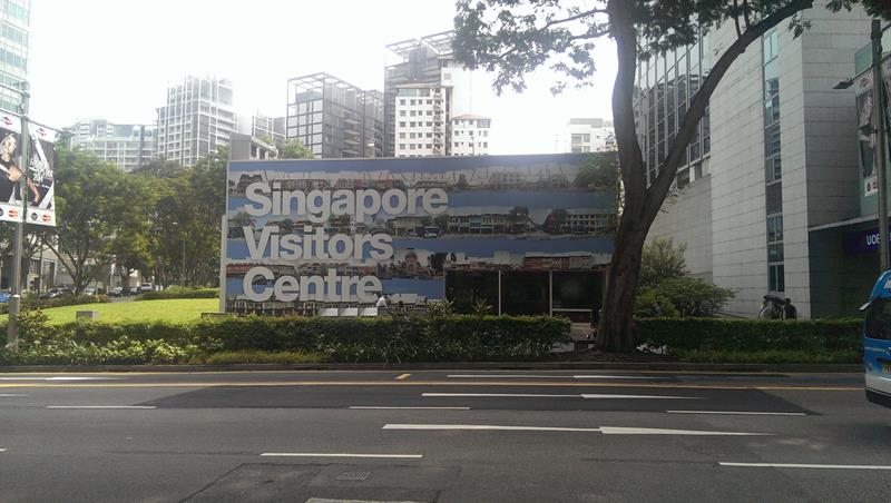 Singapore Visitor Centre Orchard Road
