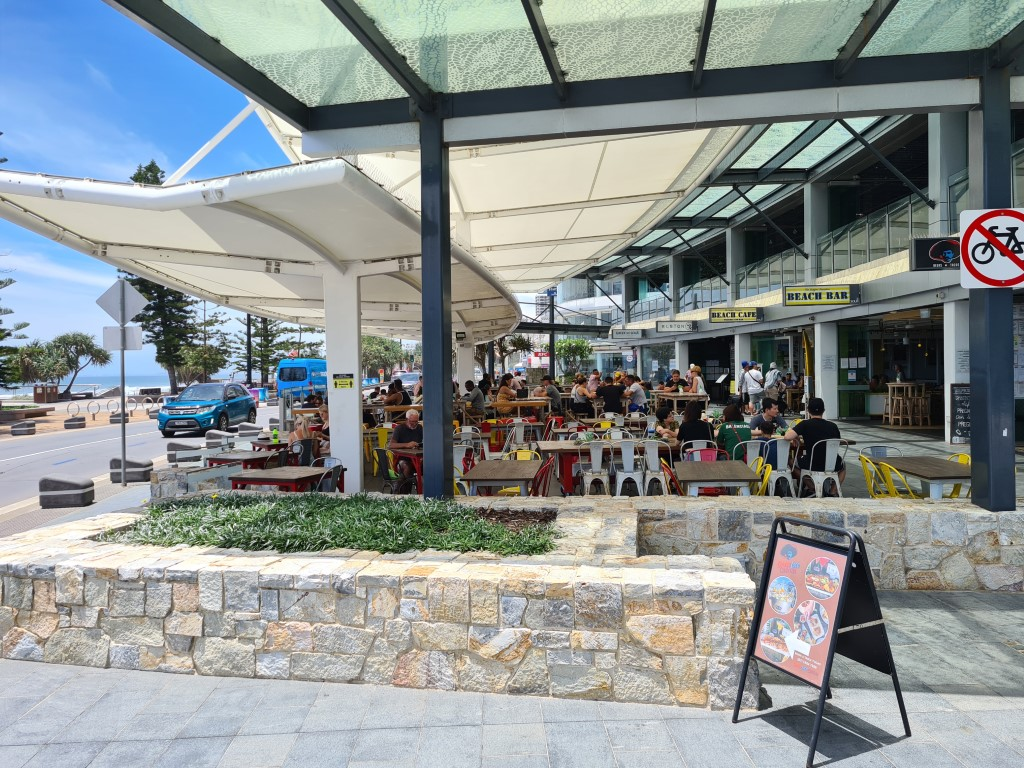 Surfers Paradise Beach Cafe