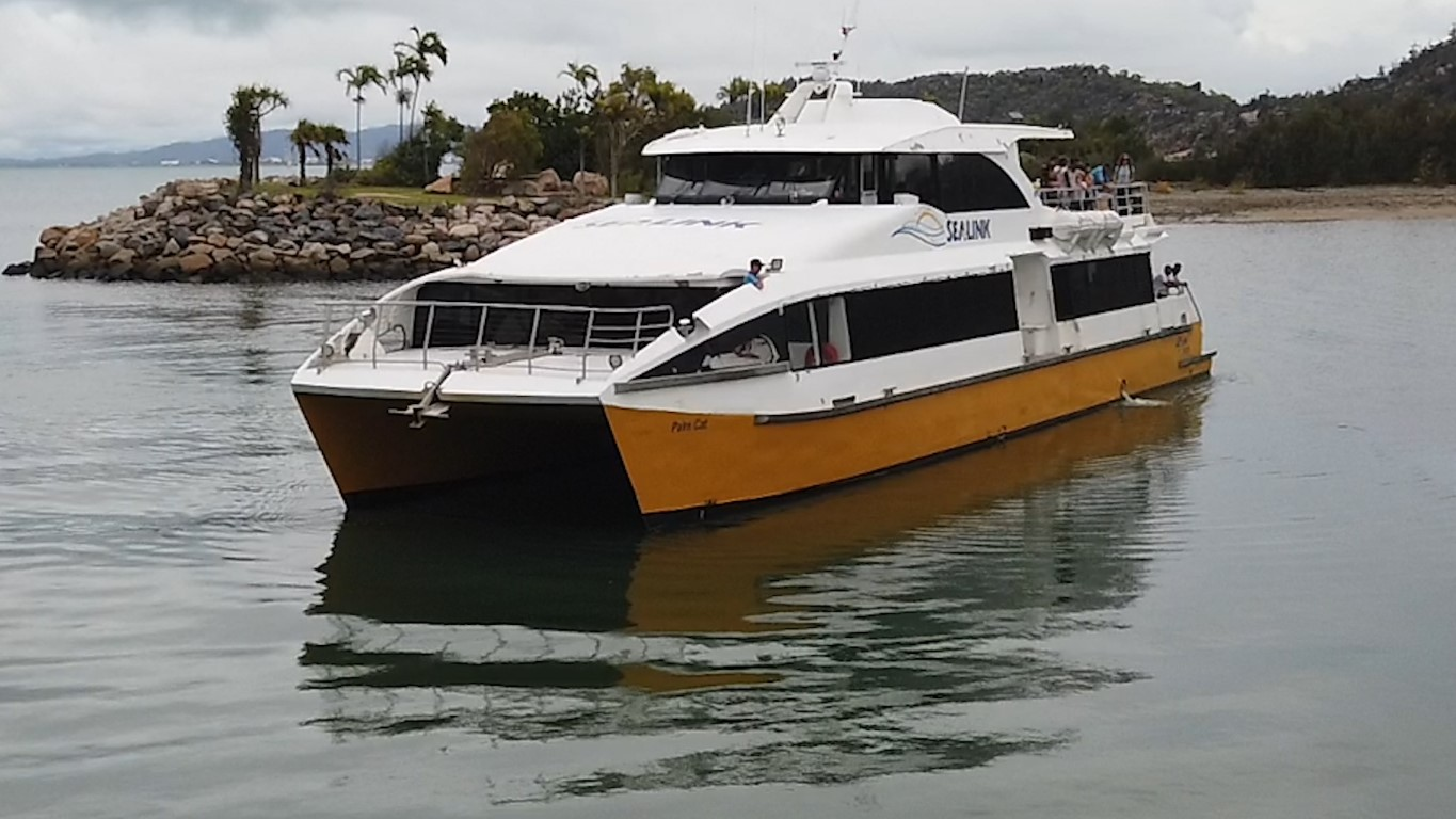 Passenger Ferry to Magnetic Island