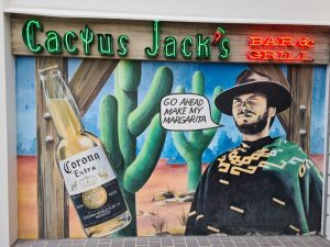 Cactus Jacks Bar and Grill Townsville