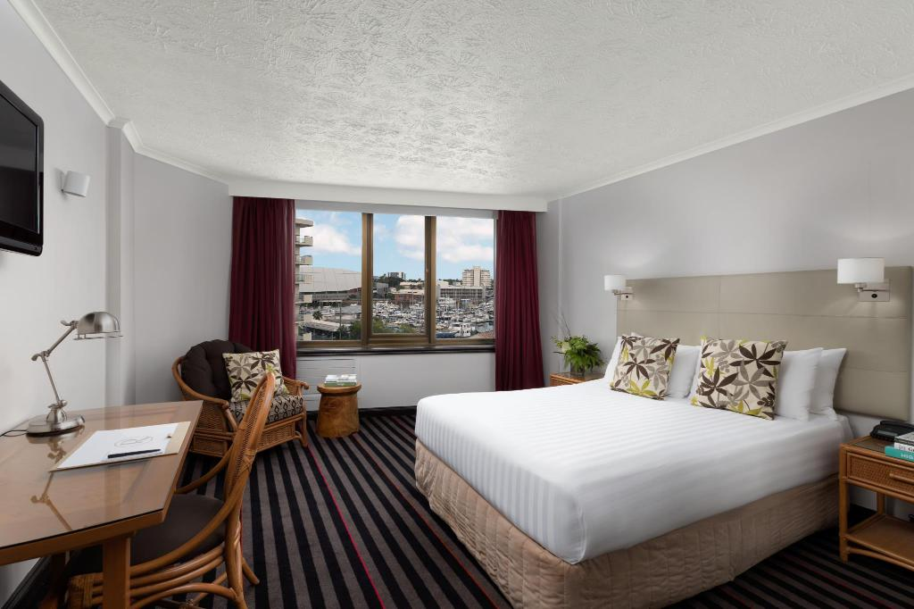 Comfortable rooms at Rydges Southbank Hotel Townsville
