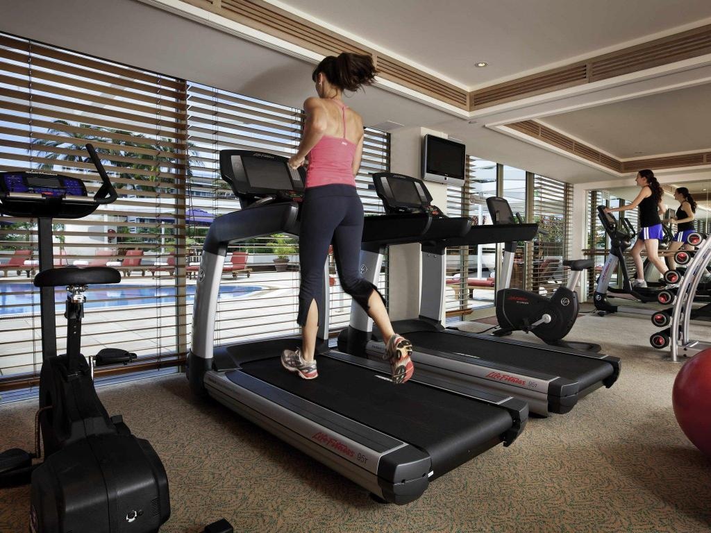 Fitness Centre at Pullman Reef Hotel Cairns