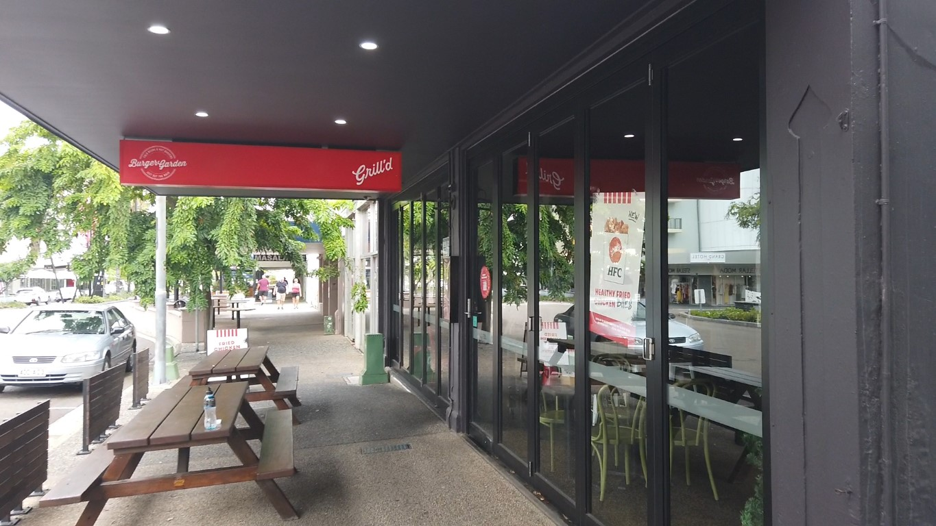 Grill'd Burgers South Townsville