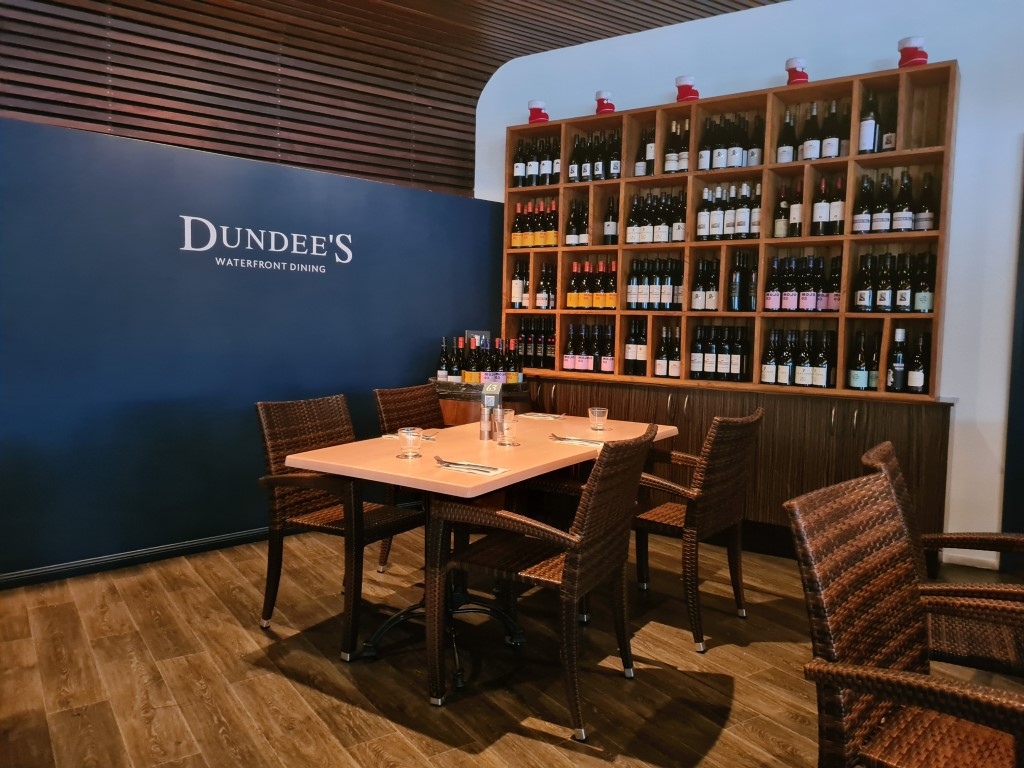 Inside Dundee s Waterfront Dining