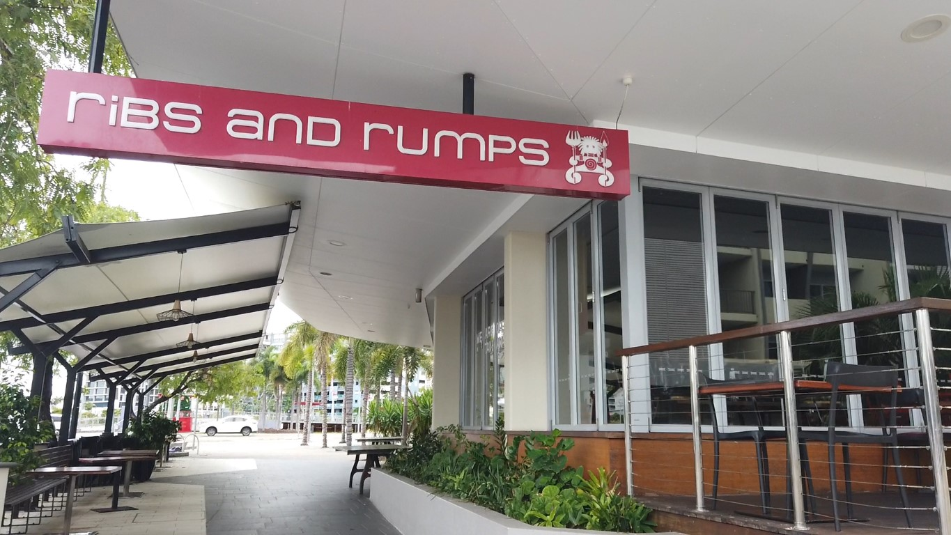 Ribs and Rumps Restaurant South Townsville