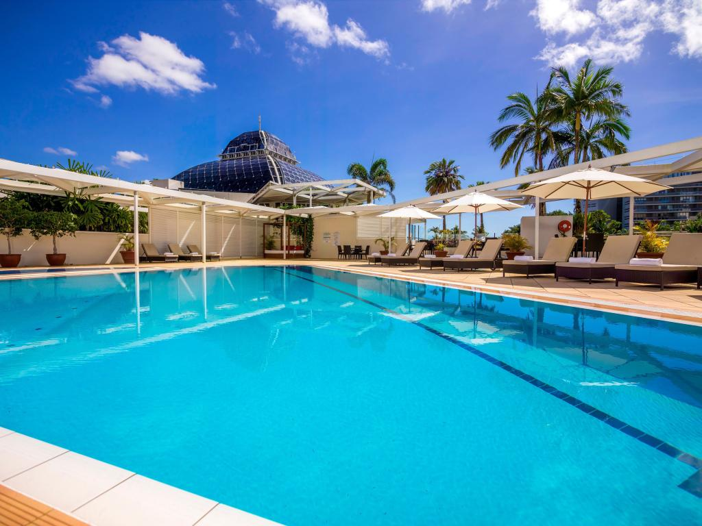 Swimming Pool at Pullman Reef Hotel Cairns