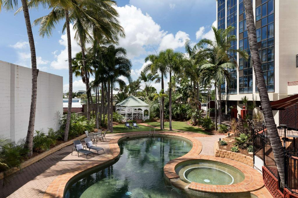 Swimming Pool at Rydges Southbank Townsville