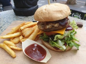 The Avenue Burger Surfers Paradise