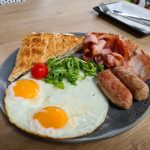 Great Breakfast at Lot 1 Coffee and Kitchen Surfers Paradise