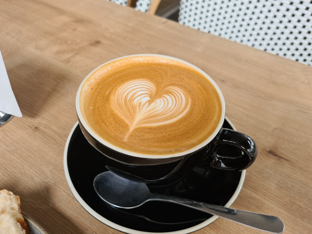 Great Coffee at Lot 1 Coffee and Kitchen
