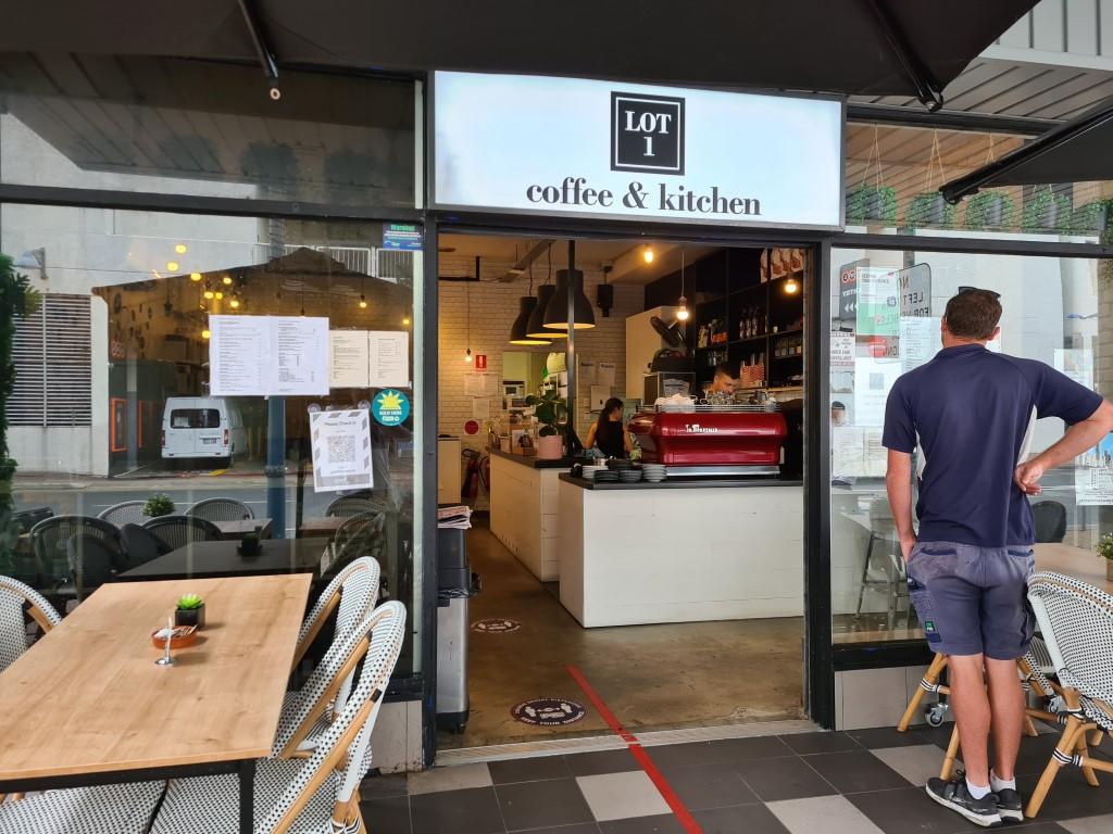 Lot 1 Coffee and Kitchen Surfers Paradise