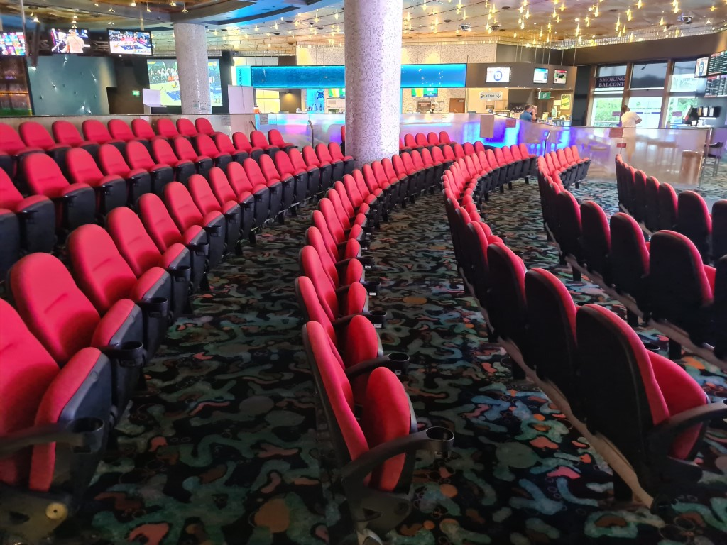 Casino Sports Arena seating