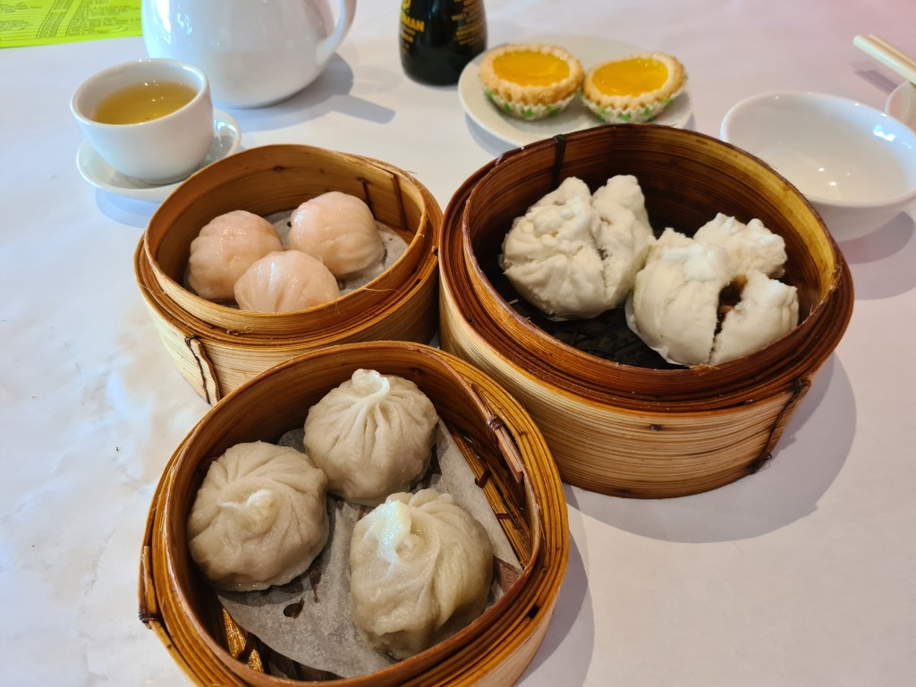Delicious Yum Cha at Golden Boat Chinese Restaurant Cairns