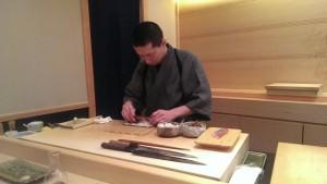 Ginza Sushi Ichi Restaurant Singapore