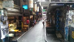 Central Place laneway Melbourne