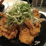Spring Onion Chicken at Sparrow's Mill