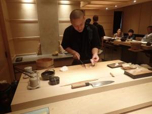 Ginza Sushi Ichi Bangkok