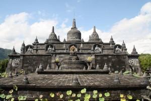 The Brahmavihara Arama Buddhist Temple North Bali