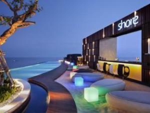 Shore Bar at the Hilton Hotel Pattaya