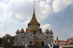 Temple of the Golden Buddha Bangkok