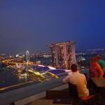 Level 33 Rooftop Bar Singapore