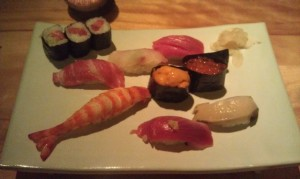 Sushi - Japanese delicacy