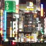 24 hours in Tokyo timelapse video
