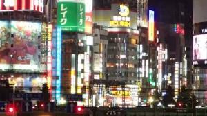 24 Hours In Tokyo - Timelapse video