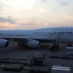 Qantas Tokyo to Sydney flight review