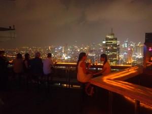 Cloud Lounge Jakarta rooftop bar