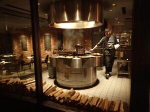 Metropolitan Grill Steak Restaurant Tokyo
