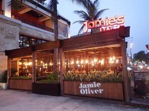 Jamie's Italian Restaurant Kuta Beach Bali